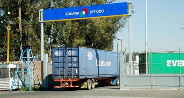 Transporte por carretera entre Estados Unidos y Mexico esta en aumento