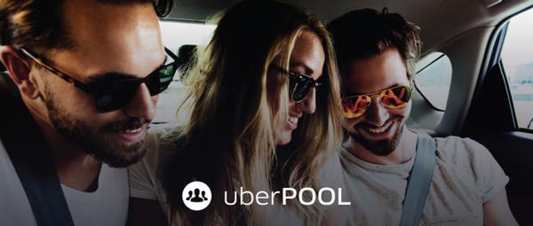 Uber lanza uberPOOL en Ciudad de Mexico