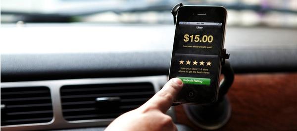 UberX rebaja sus tarifas en Mexico