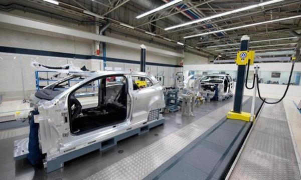 Volkswagen aumenta sus exportaciones en Brasil a traves de su filial