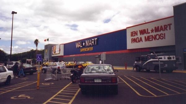 Walmart incrementa sus ventas en Mexico