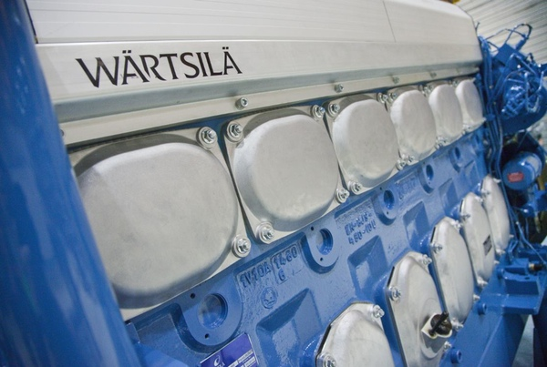 Wartsila diseña un ferry ecologico