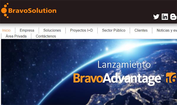 bravosolution-pagina-web