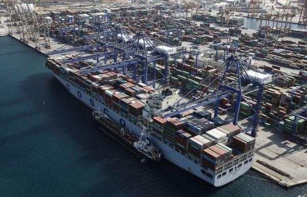 grecia-pide-a-Cosco-mejorar-oferta-de-compra-del-puerto-Pireo