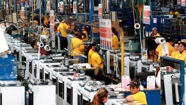 indice de confianza de industriales brasilenos aumenta
