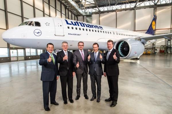 lufthansa-obtiene-su-primer-airbus-A320neo