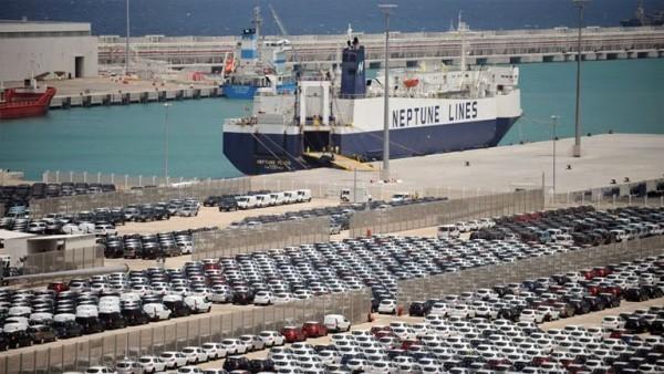 renault-aumenta-manipulación-vehículos-en-puerto-tanger-med