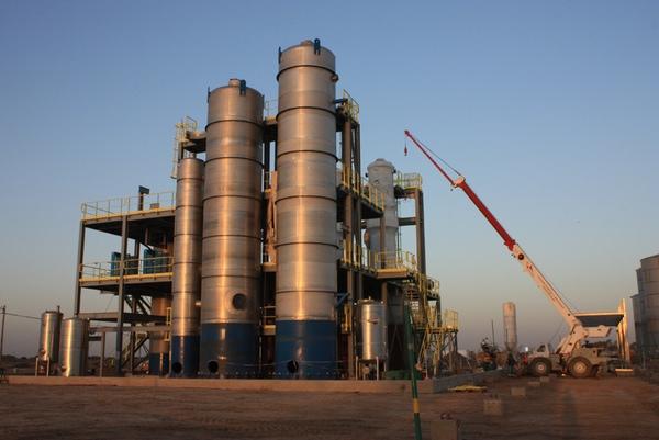 Argentina apuesta por el bioetanol