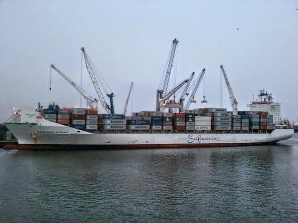 Buque de Maersk sufre ataque pirata