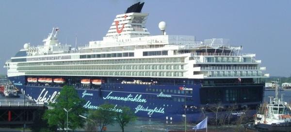 Buques de TUI Cruises incorporan disenos de TTS Marine AB