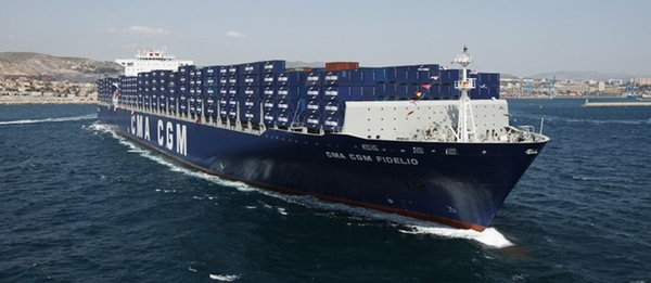 CMA CGM desmiente rumores sobre mega-buques
