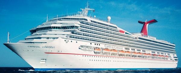 Carnival abre sus reservas hasta abril de 2018
