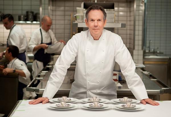 Chef Thomas Keller colabora con Seabourn