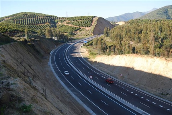 Chile aumentara su inversion en carreteras