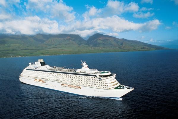 Crystal Cruises anade nuevos destinos a su crucero alrededor del mundo