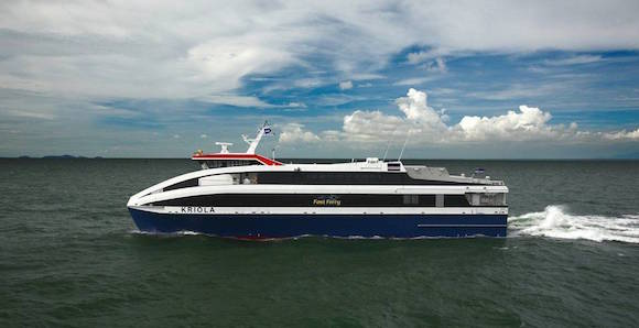 Cuba Ferries ofrece mas comision a los agentes de viajes