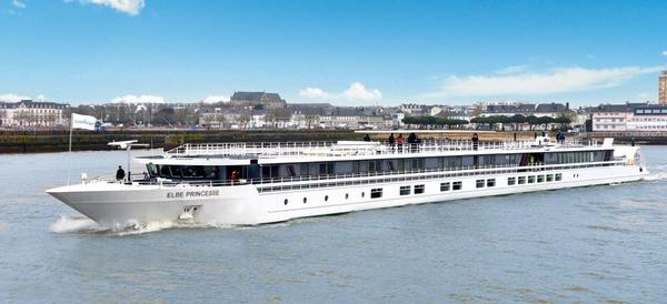 Elbe Princesse ya esta listo para navegar