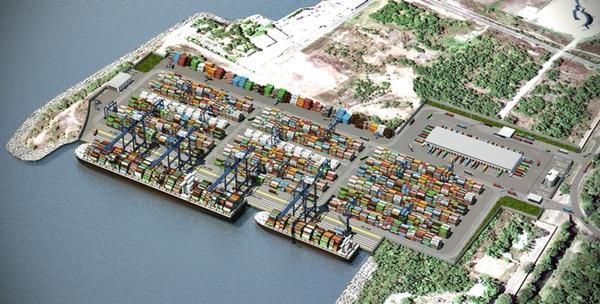Expertos demandan mas inversion en Puerto Quetzal