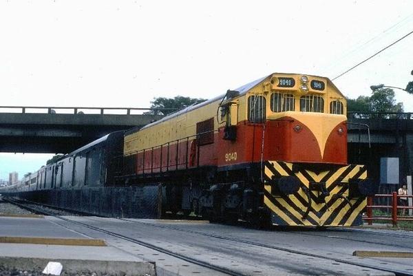 Expertos pronostican buen ano para el ferrocarril en Mexico