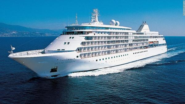 Informe revela los mayores operadores de cruceros de lujo