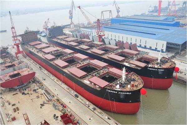 Jiangsu Sainty Marine Corp intenta evitar la quiebra