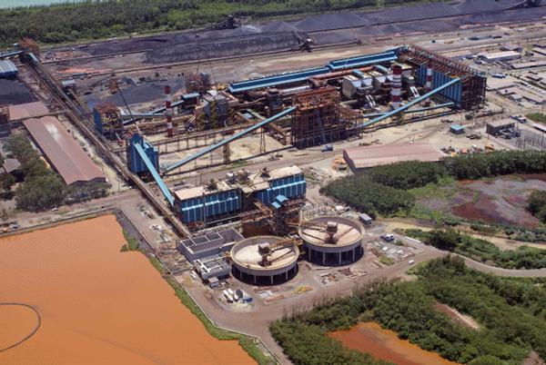 Justicia brasilena bloquea bienes de Samarco
