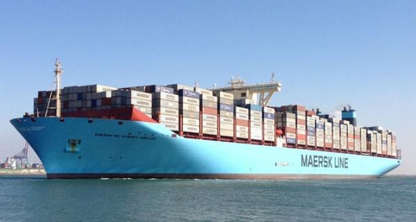 Maersk incorpora un nuevo buque en la Ruta 2