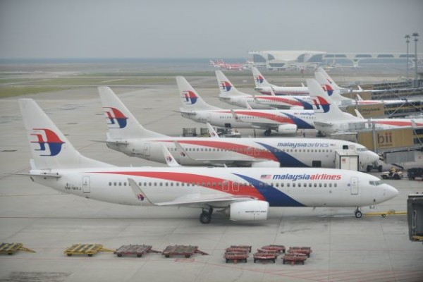 Malaysia-aviones