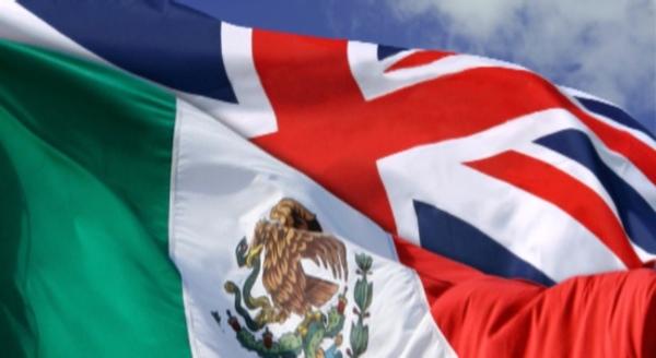 Mexico y Reino Unido quieren aumentar su intercambio comercial