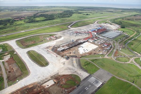 Panama apuesta por el desarrollo logistico de Tocumen