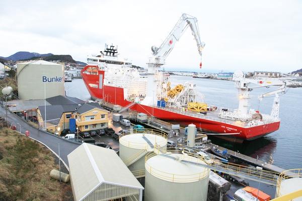 Panama aumento la venta de combustible marino
