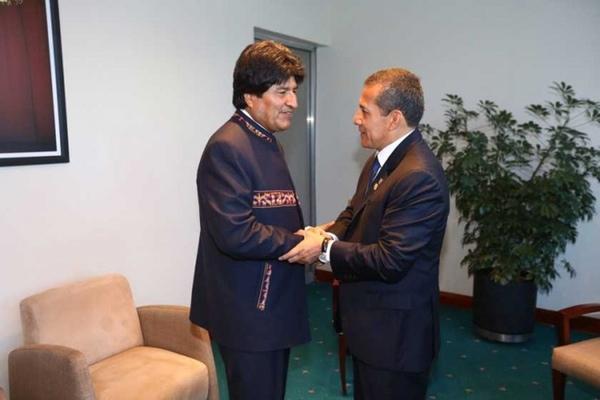 Peru y Bolivia mas cerca del acuerdo para construir via interoceanica