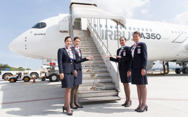 Philippine Airlines-airbus a350