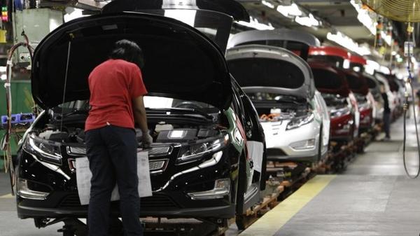 Produccion automovilistica desciende en Brasil en enero