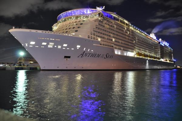Royal Caribbean suspende itinerario por climatologia