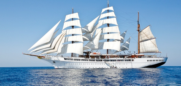 Sea Cloud abre reservas para 2017