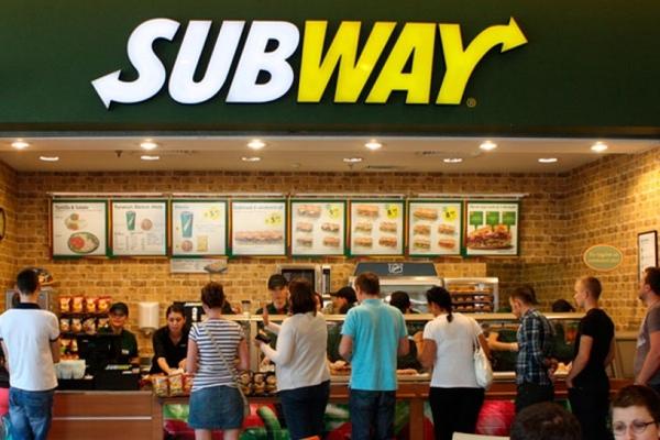 Subway quiere tener 60 establecimientos en Chile