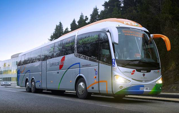 Transportes-Pesa-autobus