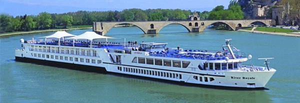 Uniworld tendra un nuevo buque navegando en Francia