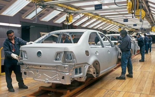 Volkswagen es multada en Mexico