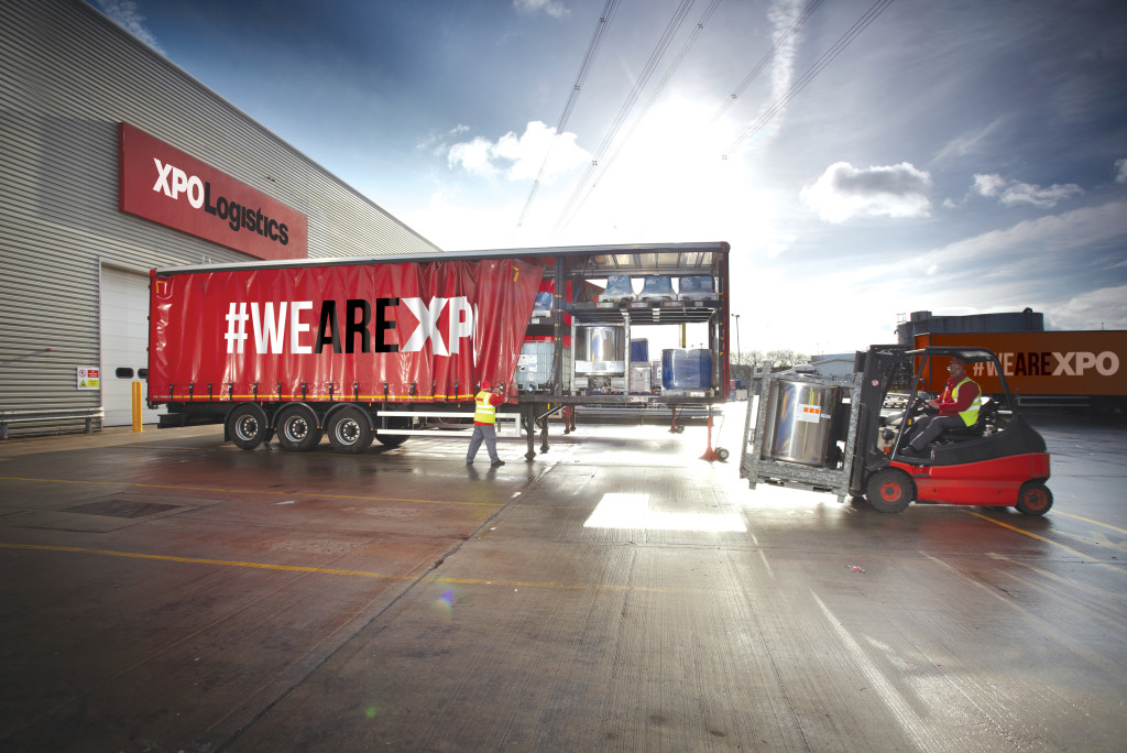 XPO Logistics Europe aumenta sus ingresos un 16%