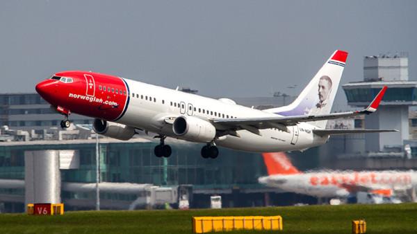 avion_Norwegian_Air