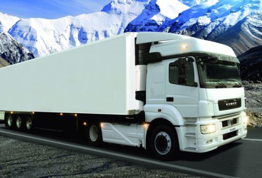 Kamaz, fabricante ruso de camiones, cumple 40 años