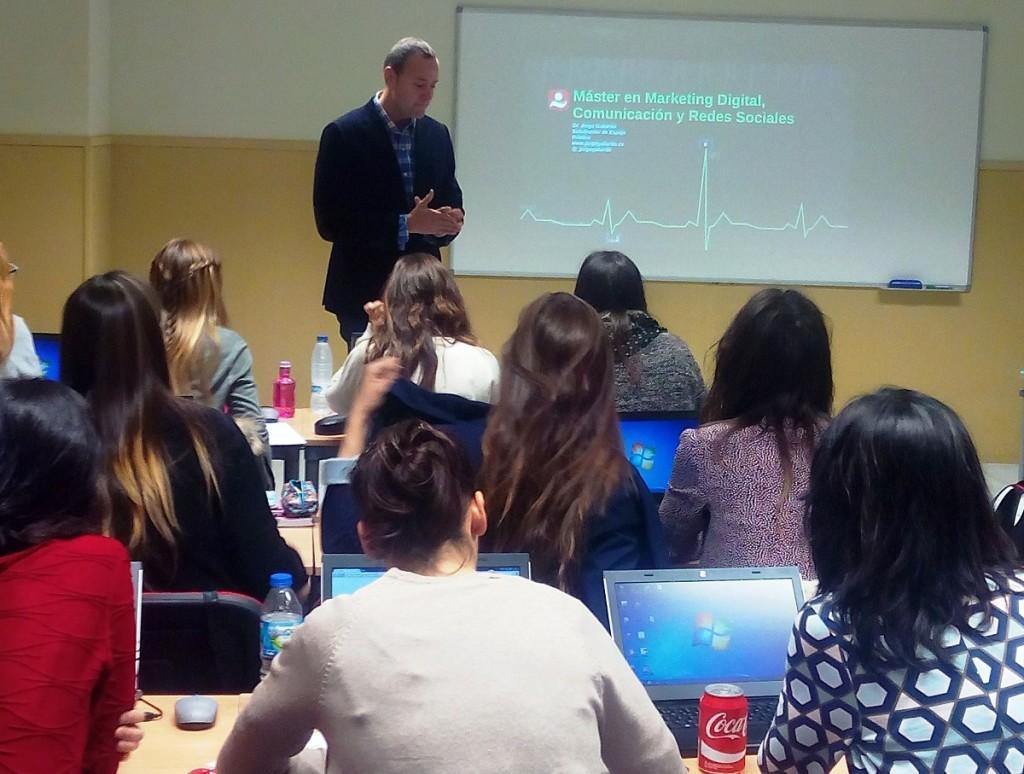 master semipresencial en marketing digital