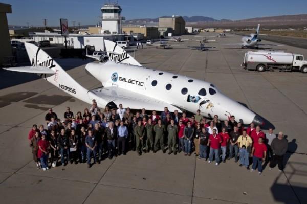 nave turismo espacial