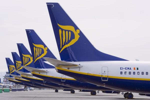 ryanair-aumenta-numero-de-pasajeros-en-enero