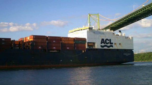 ACL estara presente en Halifax con sus nuevos buques