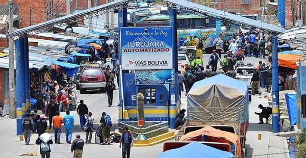 Bolivia negocia una mejora de condiciones economicas con los transportistas