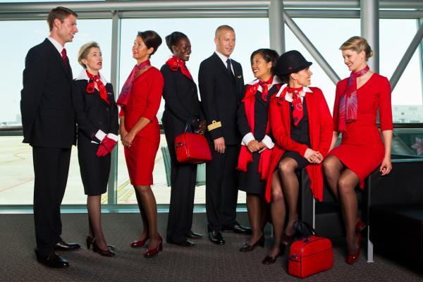 Brussels Airlines-tripulación