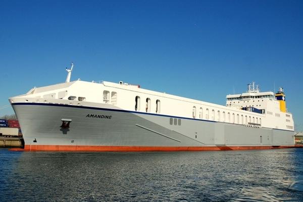 CLdN encarga nuevos buques RoRo